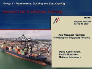 Second Line of Defense Training