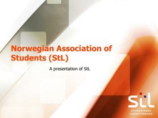 Norwegian Association of Students (StL)