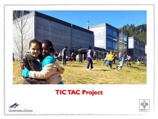 TIC TAC Project