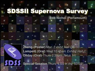 SDSSII Supernova Survey
