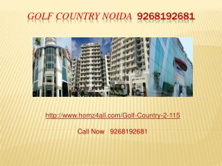 Golf Country Noida