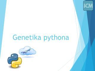 Genetika pythona