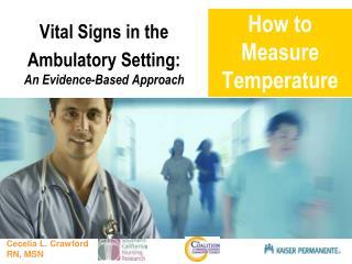 How to Measure Temperature