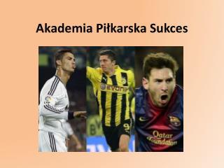 Akademia Piłkarska Sukces