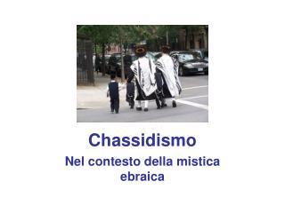 Chassidismo