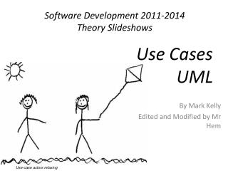 Software Development 2011-2014 Theory Slideshows
