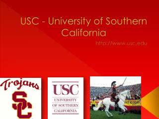 USC - University of Southern California