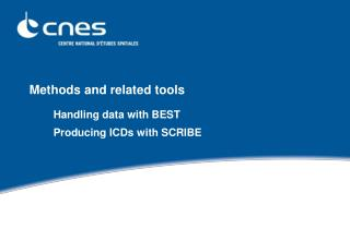 Methods and related tools