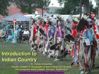 Introduction to Indian Country