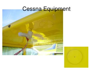 Cessna Equipment