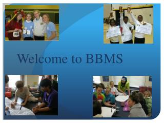 Welcome to BBMS