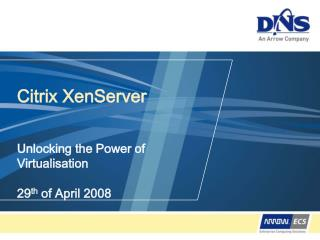 Citrix XenServer