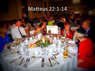 Matteus 22:1-14