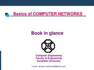 Basics of COMPUTER NETWORKS