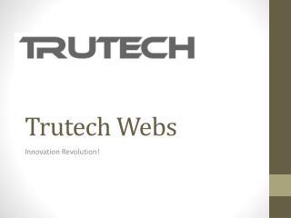 Trutech Webs