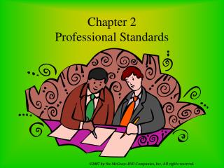 Chapter 2 Professional Standards