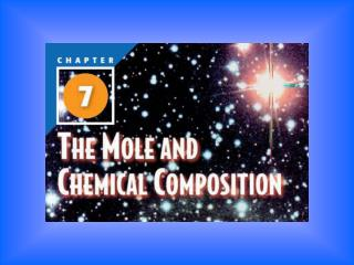 Chapter 7 – The Mole and Chemical Composition Sec 2 - Relative Atomic Mass and Chemical Formulas