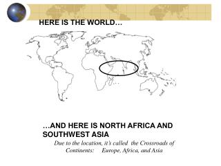 HERE IS THE WORLD�