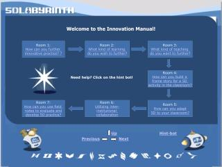 Welcome to the Innovation Manual!