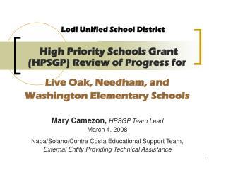 Lodi Unified School District