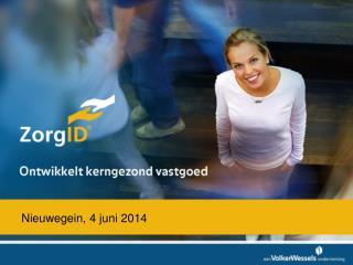 Nieuwegein, 4 juni 2014