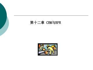 第十二章  CRM 与 BPR