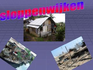 sloppenwijken