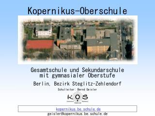 Kopernikus-Oberschule