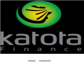 FINANCE       FOUNDATION