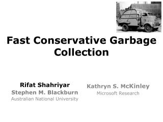 Fast Conservative Garbage Collection