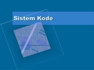 Sistem Kode
