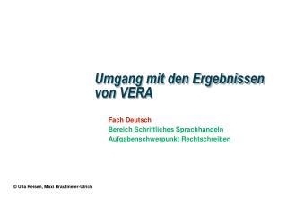 Fach Deutsch Bereich Schriftliches Sprachhandeln Aufgabenschwerpunkt Rechtschreiben