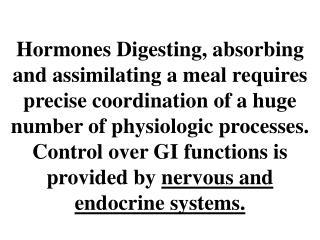 Gastrointestinal (GI)