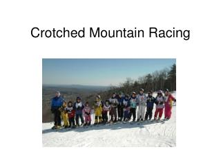 Crotched Mountain Racing