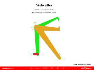 Webcutter Estimated time required: 40 min GUI familiarity level required: Lower