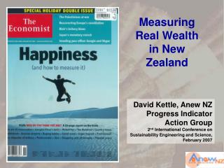 Measuring Real Wealth in New Zealand