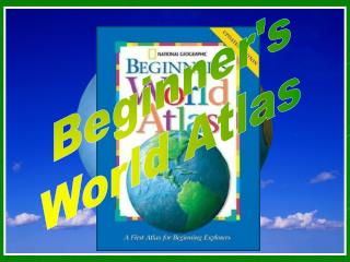 Beginners World Atlas
