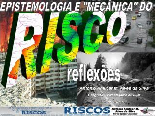 """EPISTEMOLOGIA E """"MECÂNICA"""" DO"""