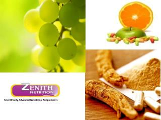 Zenith Nutrition Silymarin Milk Thistle