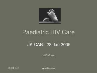 Paediatric HIV Care