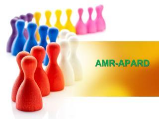 AMR-APARD
