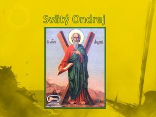 Svätý Ondrej