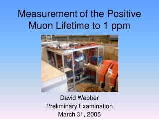 Measurement of the Positive Muon Lifetime to 1 ppm