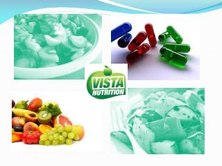 Vista Nutrition CoQ10