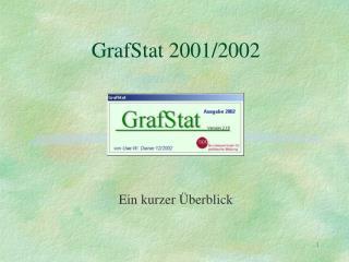 GrafStat 2001/2002