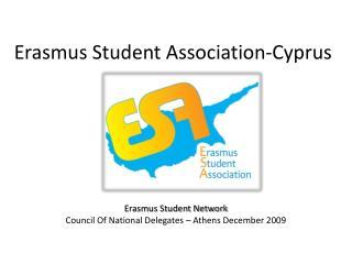 Erasmus Student Association-Cyprus