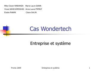 Cas Wondertech