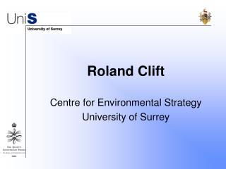 Roland  Clift