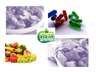 Vista Nutrition Vitamin E