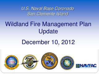 U.S. Naval Base Coronado San  Clemente Island